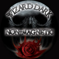 Wizard DarK FLAT Band Non-Magnetic Ring (size 25mm)