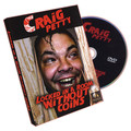 Locked In A Room Without Coins by Craig Petty and World Magic Shop - DVD