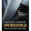 The Incredible Suit Jacket Escape (Routine, Script & DVD) by Anthony Lindan
