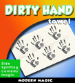 Dirty Hand Towel - Modern