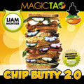 Chip Butty 2.0 w/ DVD, Red - Magic Tao