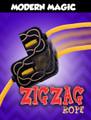 Zig Zag Rope - hanging bag