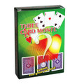 Three Card Monte - Boxed