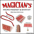 Micro Magnet & Shim Kit - Magicians