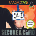 Secure a Card w/ DVD - Blue - S. Jacobs