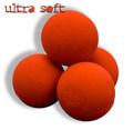 """Sponge Balls 1.5"""" Ultra SS Red"""