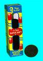 """Sponge Balls 1.5"""" SS Black"""