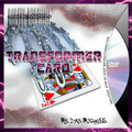 Transformer Card By Dan Burgess (JB Magic)