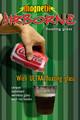 Airborne, Magnetic - Coke w/ Ultra Glass