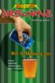 Airborne, Magnetic - Bud Light w/ Ultra Glass