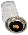 Coin Leaper w/ Glass, Boxed