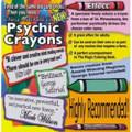 Psychic Crayons By Tony Clark