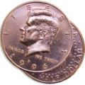 Half Dollar - Copper