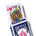 Rising Card Deck, Bicycle - Red