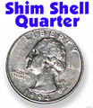 Shim Shell Quarter - Sterling
