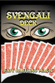 Svengali Deck, Blue, Bicycle Poker