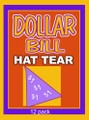 Hat Paper Tear - Dollar