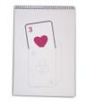 Sketch Pad Card Rise