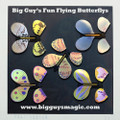 Big Guy's Fun Flying Butterflys - Group of 5 vers 1