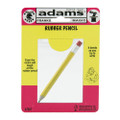 RUBBER PENCIL - SS ADAMS