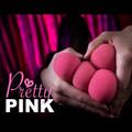 PRETTY PINK SPONGE BALLS