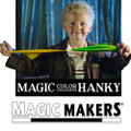 MAGIC TRICK COLOR CHANGING HANKY