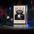 Black Spider Deck - Bicycle