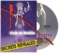 Coin in Bottle DVD - Secrets