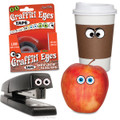 Graffiti Eyes Tape By Archie McPhee & Co