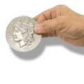 Morgan Dollar, JUMBO -3 inch