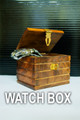 Watch Box, Deluxe - Inlaid