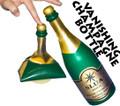 Vanishing Champagne Bottle - Latex