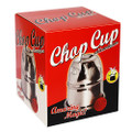 Chop Cup, Aluminum - Boxed