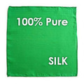 "Silk - 6"" Green, DiFatta - Dozen"