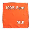 """Silk - 6"""" Orange, DiFatta - Dozen"""