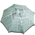 "Parasol Production, 16"" - Newspaper"