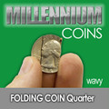 Folding Quarter - Wavy Cut - Mill.