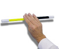 Color Changing Wand - Black to Yellow