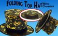 Folding Top Hat w/ Chamber - Dragon