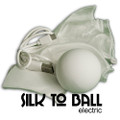 Silk to Ball, Electric Quick Speed - White