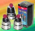 Cups & Balls, Pro Aluminum BXD