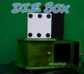 Die Box, Green - Smoke Finish