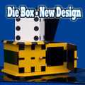 Die Box, New Design - Yellow & Black