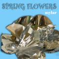 Spring Flowers, Mylar 25- Super Jumbo