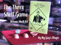 The Three Shell Game Deluxe Shell Kit- By Big Guy's Magic