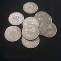 Palming Coins, Half Dollar Version  20 pcs