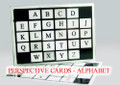 Perspective Cards - Alphabet