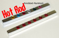 Hot Rod - Anodized Aluminum w/ Book