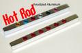 Hot Rod - Anodized Aluminum w/ Book