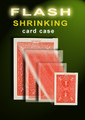 Flash Shrinking Card Case - Red